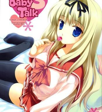 baby talk 3 cover