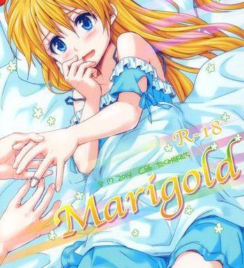 marigold cover