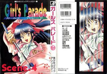 girl x27 s parade scene 4 cover