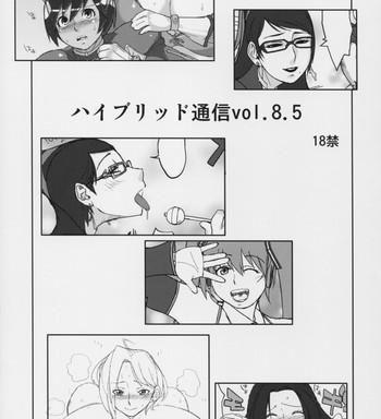 hybrid tsuushin vol 8 5 cover
