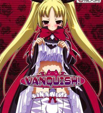 vanquish cover 1